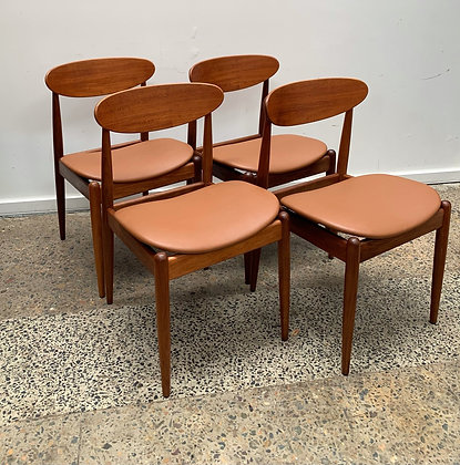 Parker '107' Dining Chairs/set 4
