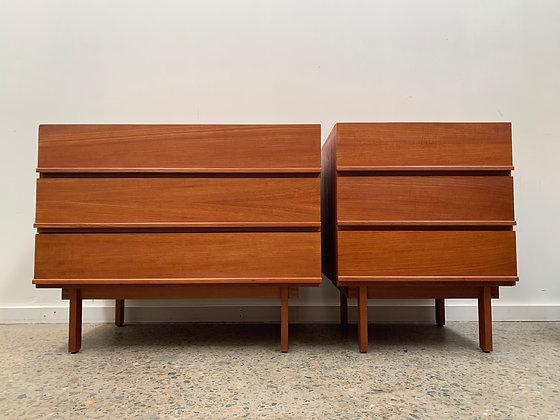 Parker bedside drawers/bedside