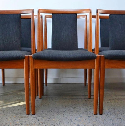 Parker T Back Dining Chairs
