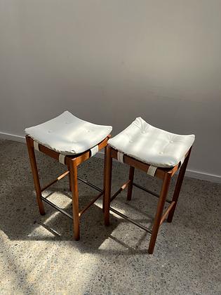 Parker bar stools/pair