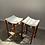 Thumbnail: Parker bar stools/pair