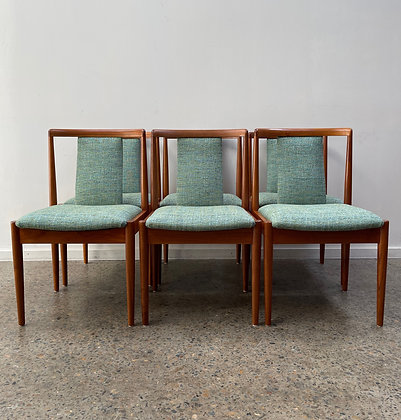 Parker T Back Dining Chairs/set 6