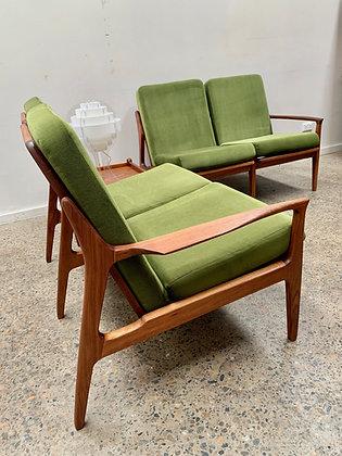 Don /pair of 2 seater sofas