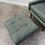 Thumbnail: Fler 'Flerline' armchair and footstool