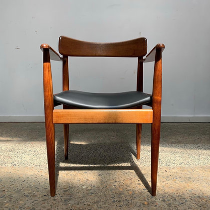 Parker 'Nordic' carver chair