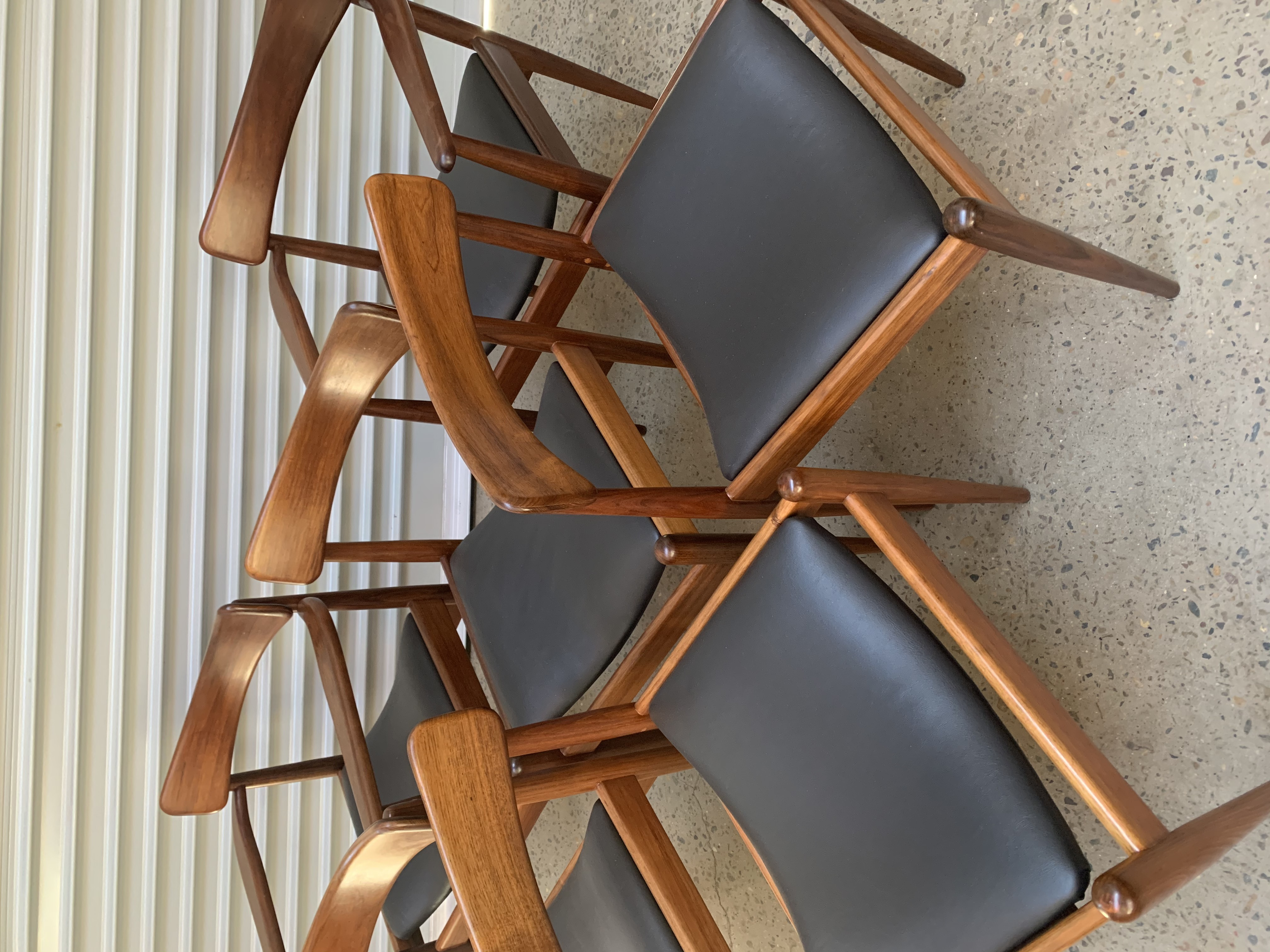 Parker Nordic chairs