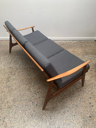 Parker sofa- rattan back/3 seater