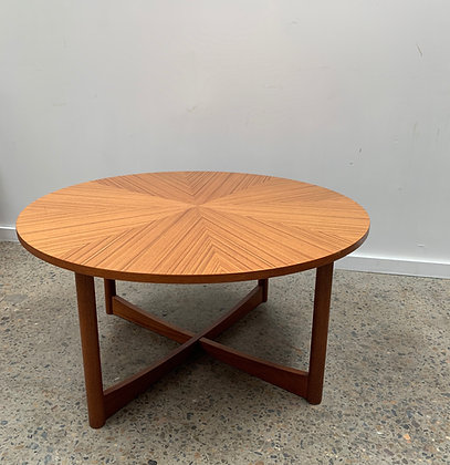 Parker Sundial Coffee Table