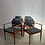 Thumbnail: Arne Vodder Dining Chairs