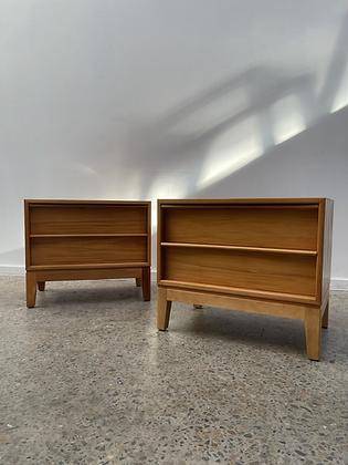 Hayson furniture bedside/pair