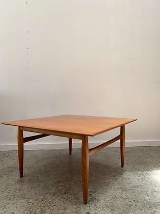 Parker square coffee table