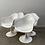 Thumbnail: Polymouldings tub chairs x 4