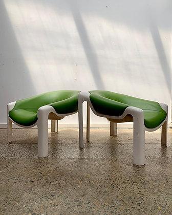 """Johan Neass """"System Chairs"""""""