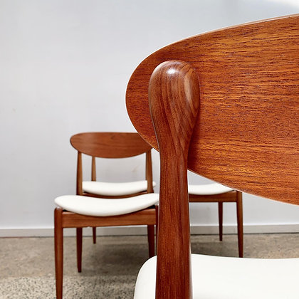 Parker '107' Dining Chairs/set 6