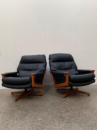 Tessa T21 Armchairs/Pair