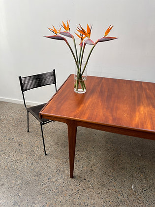 McIntosh extension Dining Table