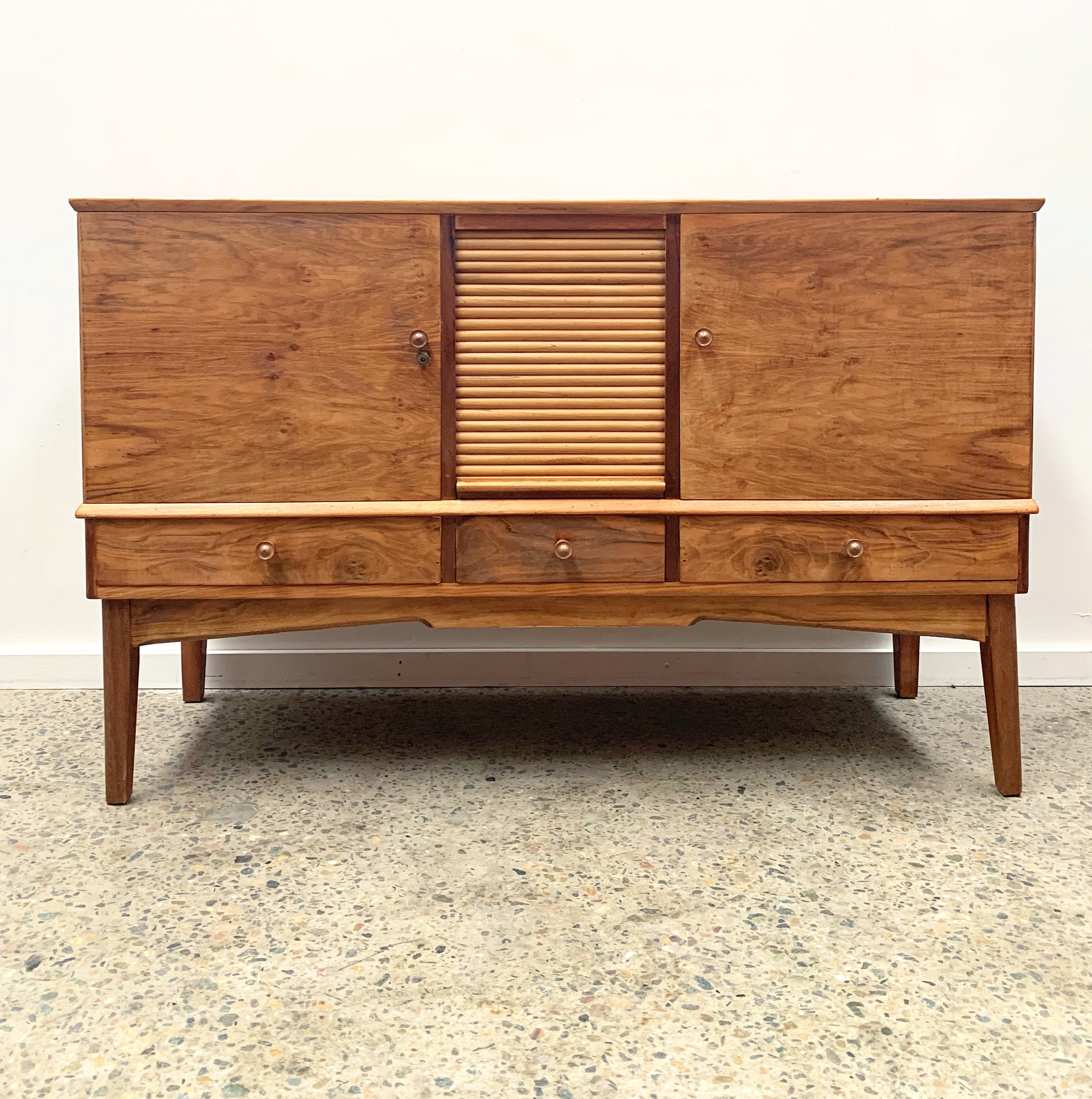 English Alfred Cox sideboard