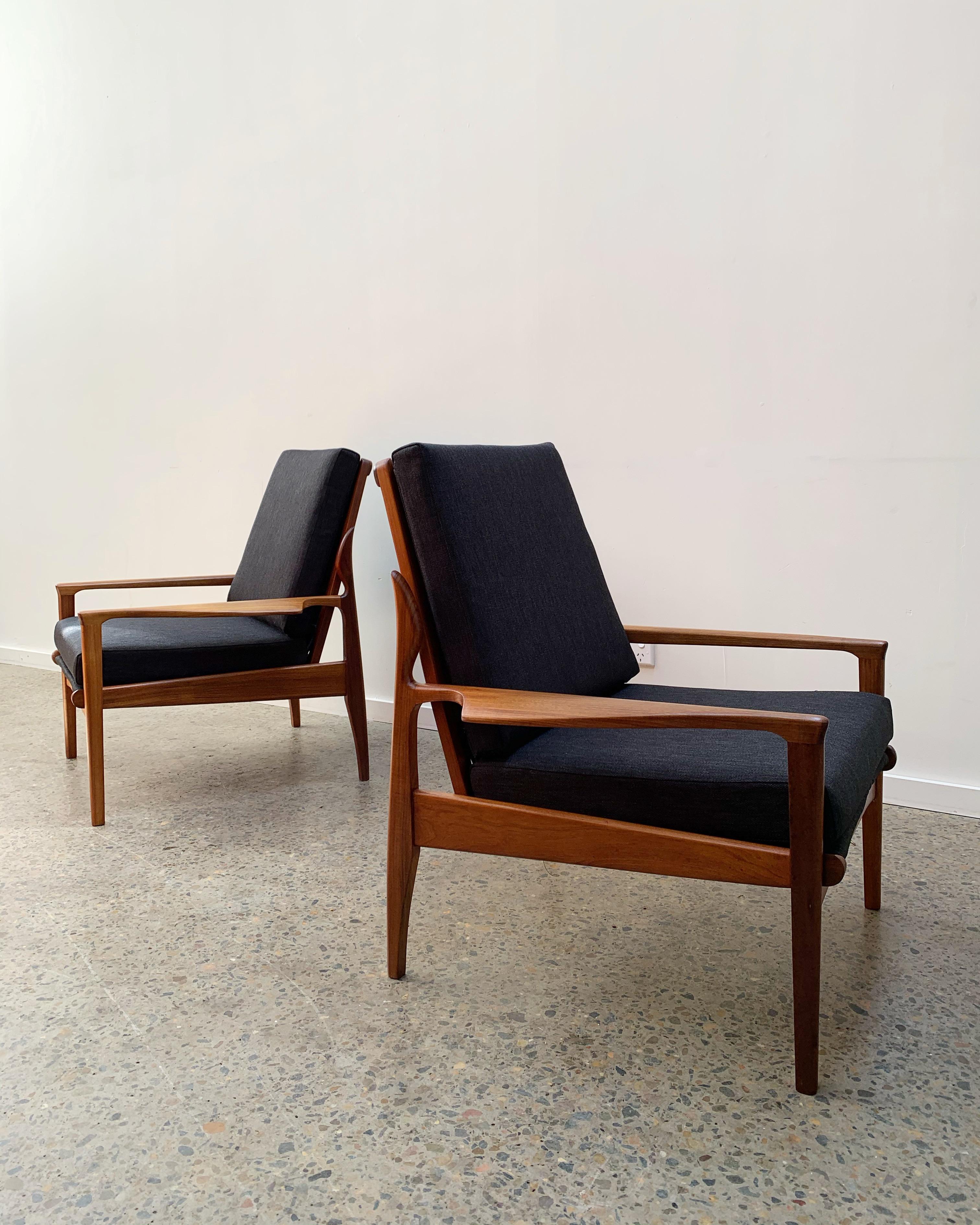 Fler Narvik armchairs