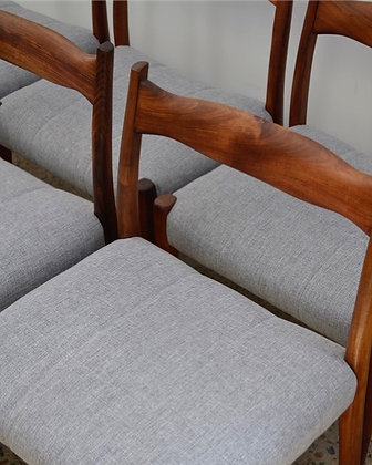 Fler 64 dining chairs/set of 4