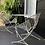 Thumbnail: Breotex outdoor setting/pair chairs