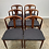 Thumbnail: Johannes Andersen Dining Chairs/x 6