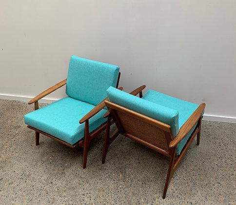 Parker Armchairs | Pair