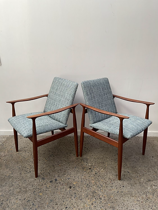 Parker chairs/Pair