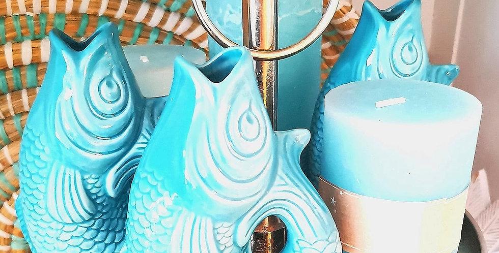 Fisch Vase