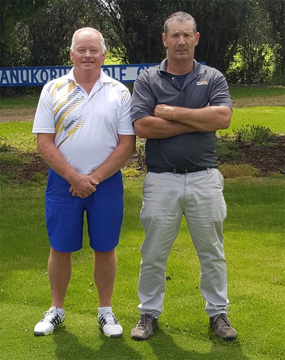 Senior Men's Final:  Darryl Baird Vs Paul Fairhurst  6 / 5