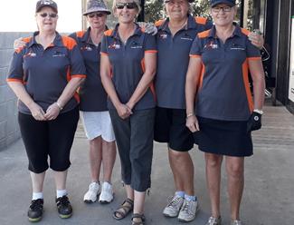 Womens Pennant Team