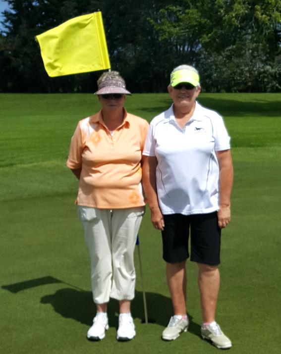 Silver Ladies Final:  Joy East Vs Fay Rowe 7 / 6