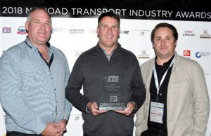 SBS Wins Prestigious Award at the 2018 Road Transport Ceremony