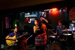 Cafe universel Paris 2016