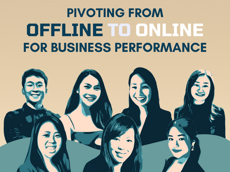 Digital Transformation: Pivoting From Offline to Online for Business Performance