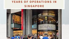 Robinsons' Closure