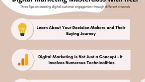Digital Marketing Masterclass with HCLI