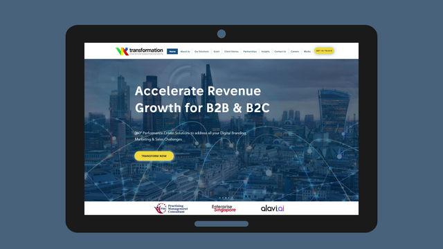 Accelerating Together: VKT's Transformed Solutions, Website and More