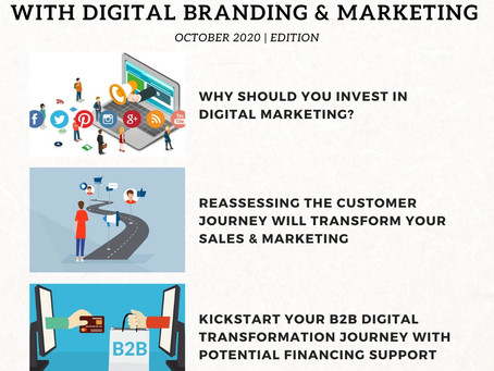 B2B Digital Branding and Marketing