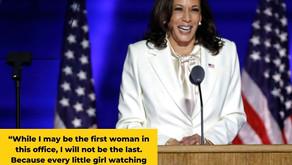 Kamala Harris' VP Win Shatters the Glass Ceiling for Women