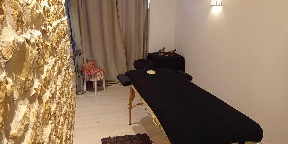 BON CADEAU massage ayurvédique personnalisé