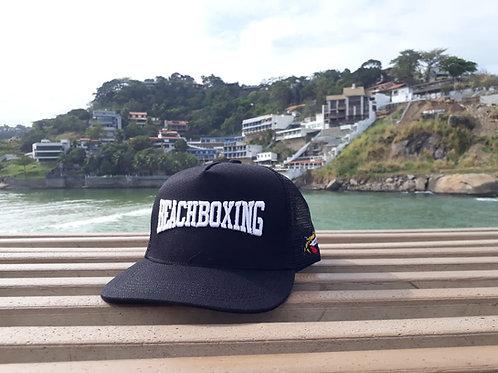 Boné BeachBoxing Alto Relevo