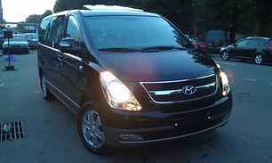 Hyundai Grand Starex HVX