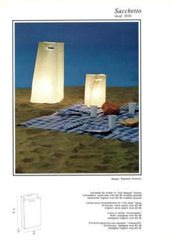 Sacchetto 1978 crystal art