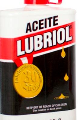 ACEITE LUBRIOL 3 Onz. 7401002452010