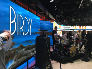 Birdy :: Today Show/Late Night With Seth Meyers