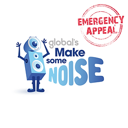 Global's Make Some Noise Emergency Appeal