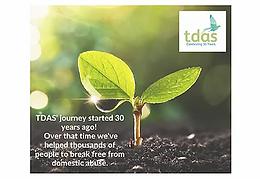 How did TDAS' begin?
