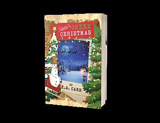 Santa's Green Christmas book.png