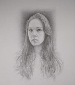 Self Portrait at 30