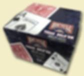 Карты для покера bicycle 100% пластик
